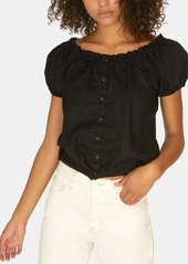 Sanctuary Sunkissed Shoulder Skimmer Top