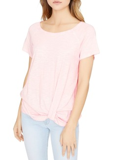 Sanctuary Sunny Days Twist-Front Tee