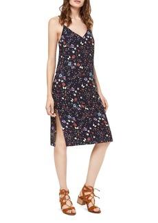 Sanctuary Sydney Floral Print Slip Dress