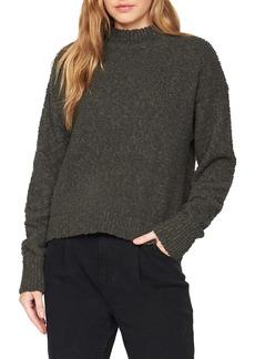 Sanctuary Teddy Mock Neck Sweater