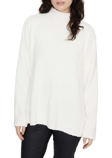 Sanctuary Teddy Mock Neck Sweater