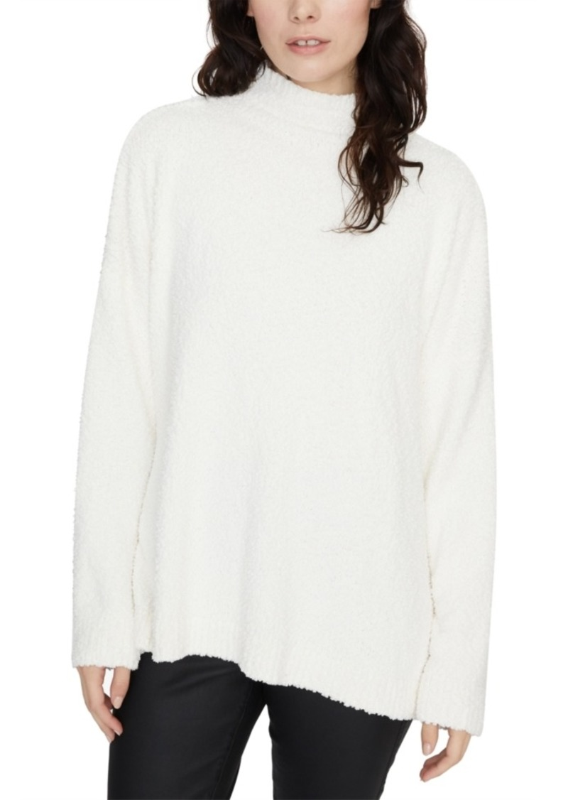 Sanctuary Teddy Turtleneck Tunic Sweater