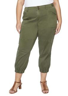 Sanctuary Terrain 2020 Crop Utility Pants (Plus Size)