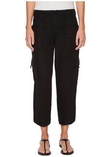 Sanctuary Terrain Linen Crop Pants