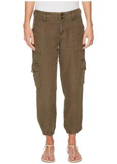 Terrain Linen Crop Pants
