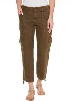 Sanctuary Terrain Linen Crop Pants
