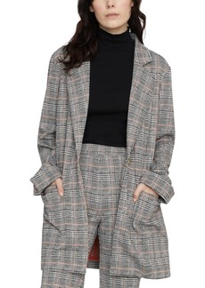 Sanctuary The Editor Plaid Jacket