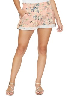 Sanctuary The Island Cuffed Shorts