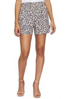 Sanctuary The Island Leopard Print Shorts