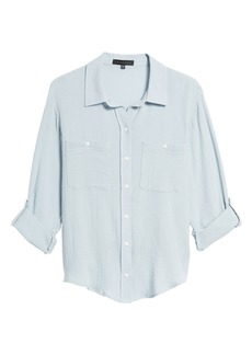 Sanctuary The Steady Boyfriend Shirt (Regular & Petite)