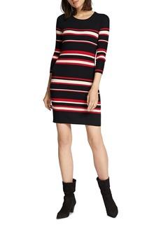Sanctuary Trailblaze Striped Sweater Dress