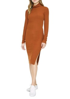 Sanctuary Turtleneck Knee-Length Dress