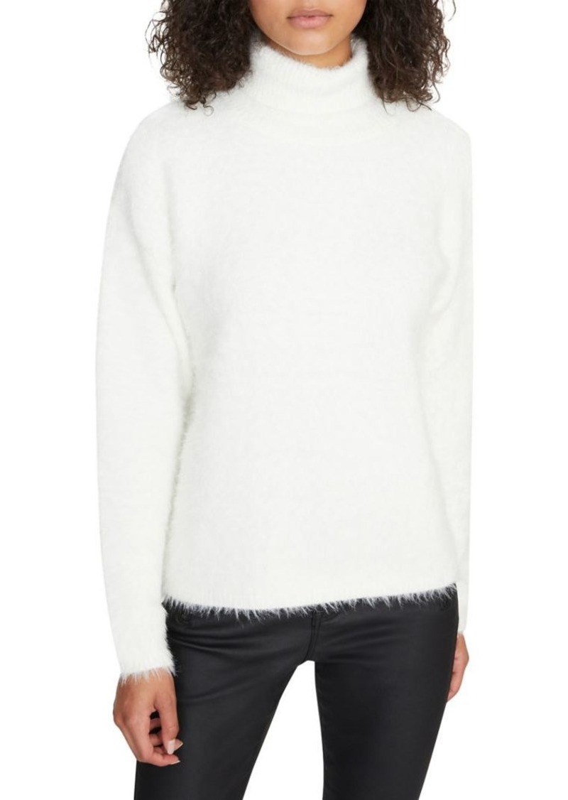 Sanctuary Turtleneck Pullover Sweater