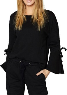 Sanctuary Upper West Bell-Sleeve Sweatshirt