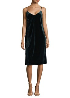 Sanctuary Velvet Dress