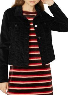 Sanctuary Velvet Jacket