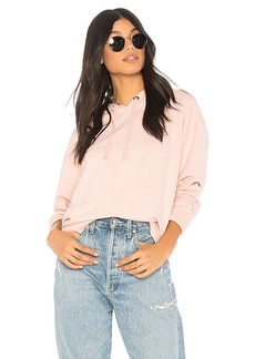 Sanctuary Venice Sweatshirt in Pink. - size L (also in M,S,XS)