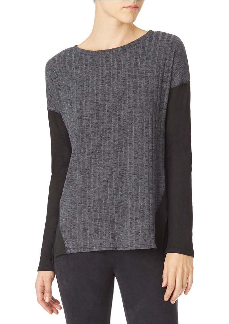 SANCTUARY Veronica Ribbed Runner Sweater