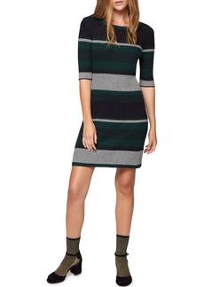 Sanctuary 'Veronique' Stripe Knit Body-Con Dress
