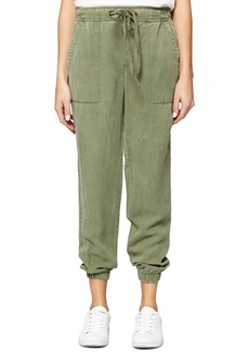 Sanctuary Victory Jogger Linen Blend Pants