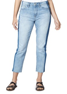 Sanctuary Vintage Straight-Leg Shadow Jeans in Lori Wash