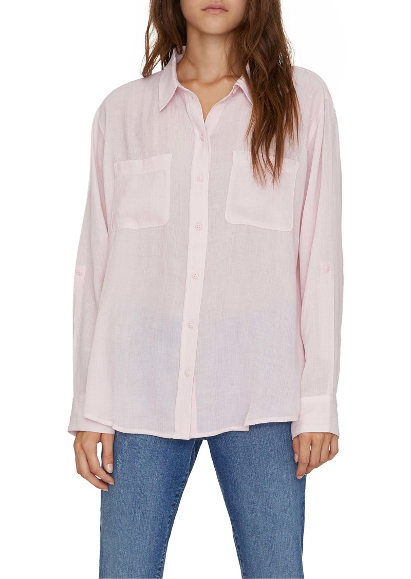 Sanctuary Waverly Boyfriend Shirt (Regular & Petite)