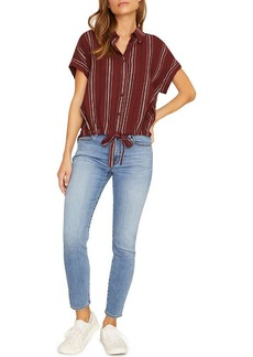 Sanctuary Women's Borrego Tie Shirt