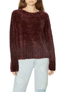 Sanctuary Women's Chenille Pullover Top