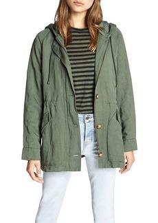 Sanctuary Women's Commodore Hooded Anorak Jacket