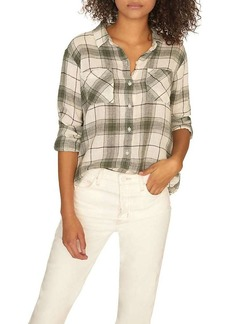 Sanctuary Women's Favorite Boyfriend Shirt
