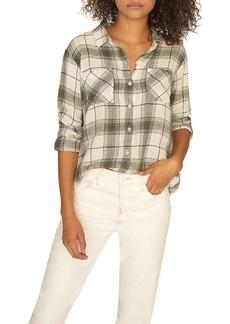 Sanctuary Women's Favorite Boyfriend Shirt