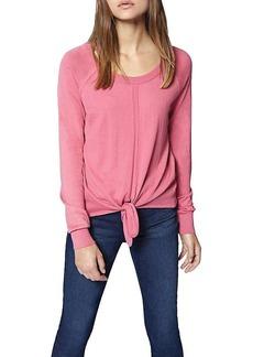 Sanctuary Women's Laguna Tie Front Sweater