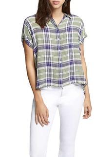 Sanctuary Women's Mod SS Boyfriend Shirt