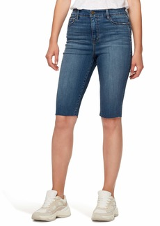 Sanctuary Women's Modern High Rise Bermuda Short