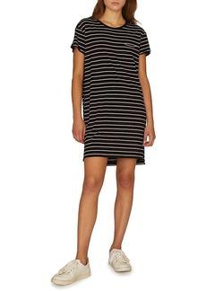 Sanctuary Women's One Pocket T-Shirt Dress