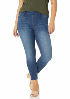 Sanctuary Women's Uplift Pull On Legging Ankle with Built in Shaper Tech