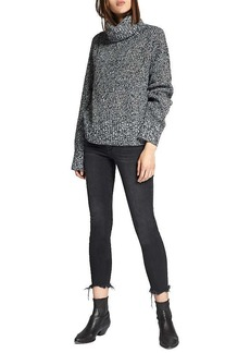 Sanctuary Women's Roll Neck Sweater