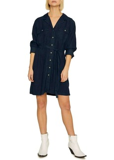 Sanctuary Women's Stephie Army Shirt Dress
