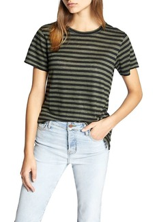 Sanctuary Women's Sutter Stripe Linen Tee