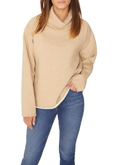 Sanctuary Women's Telluride Cowl Neck Sweatshirt