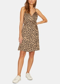 Sanctuary Wrap It Up Printed Dress