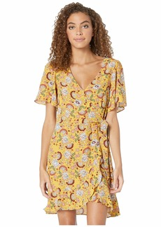 Sanctuary Sassy Wrap Dress