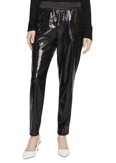 Sanctuary Sequin-Embellished Pants