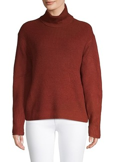 Sanctuary Shaker Turtleneck Sweater