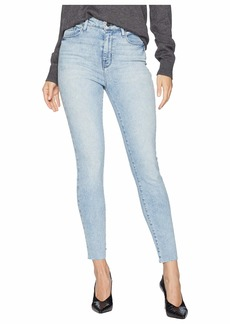 Sanctuary Social High Rise Ankle Skinny Jeans in Whiskey Blue
