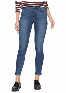 Sanctuary Social Standard Ankle Skinny Jeans in District Blue