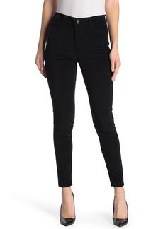 Sanctuary Social Standard High-Rise Skinny Velvet Pants