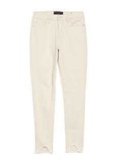 Sanctuary Social Standard High Waist Ankle Crop Skinny Jeans