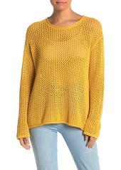 Sanctuary Soledad Open Stitch Cotton Sweater