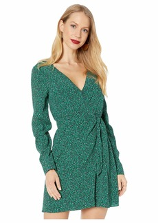 Sanctuary Stay The Night Wrap Dress